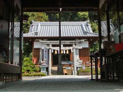 芳養八幡神社