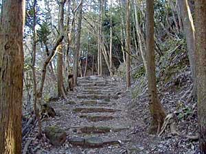 熊野古道 高野坂