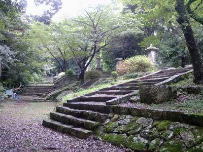 水野家墓所:熊野の観光名所