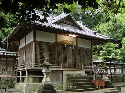 須佐神社(牛頭天王社)