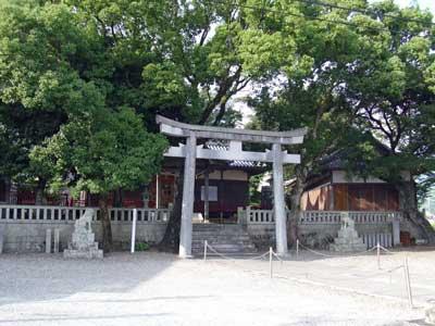 周参見王子神社