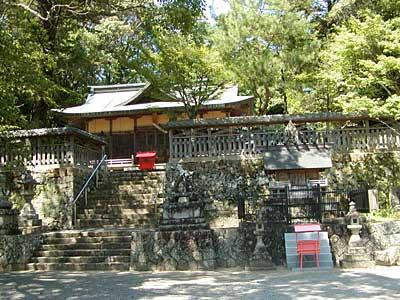 豊秋津神社(雲の森さん)