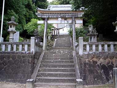 熊野神社:愛知県岡崎市箱柳町字宮坂24番地